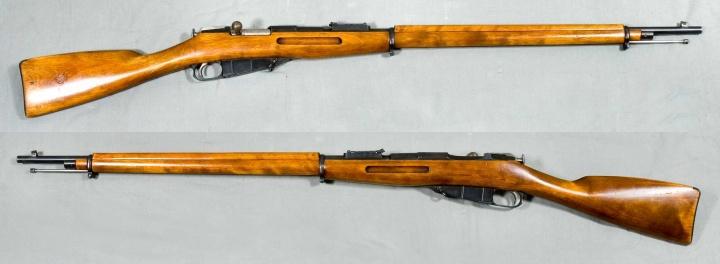 Mosin-Nagant M1891 - Ryssland - AM.032971